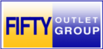 Fifty Outlet Meda Logo