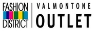 Valmontone Outlet Fashion District Logo